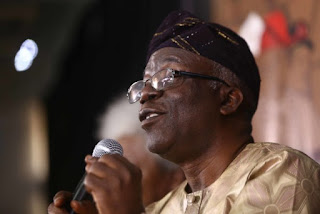 National Assembly Is Toiling With National Security - Falana