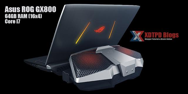 ASUS GX800.