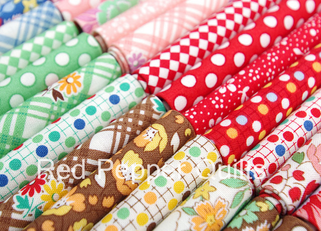 30's Playtime 2015 by Chloe's Closet for Moda   Red Pepper Quilts