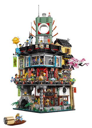 LEGO 70620 - Miasto NINJAGO®