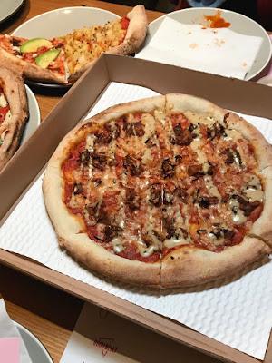 Crazy Rich Asian BBQ, Eatery Hopping: Good Belly Pizza, London [Vegan!], imogen molly blog, www.imogenmolly.co.uk