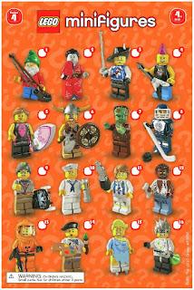 Lego series 4
