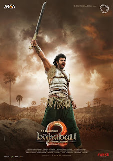 Baahubali 2 (2017) Hindi Dubbed Movie 210Mb hevc pDVDRip