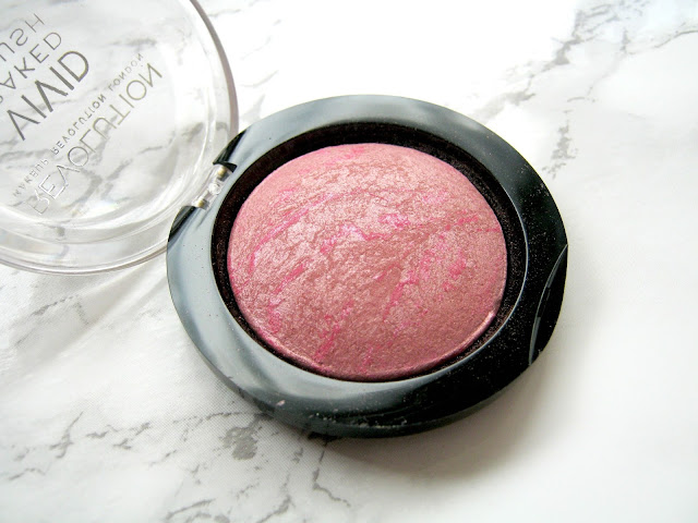 Makeup Revolution Baked Blush