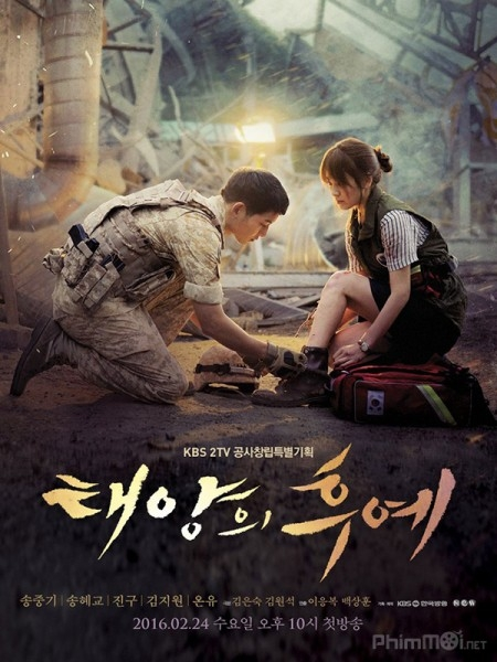 Hậu Duệ Mặt Trời - Descendants Of The Sun (2016)