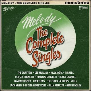 Afbeeldingsresultaat voor Mel-O-Dy complete singles