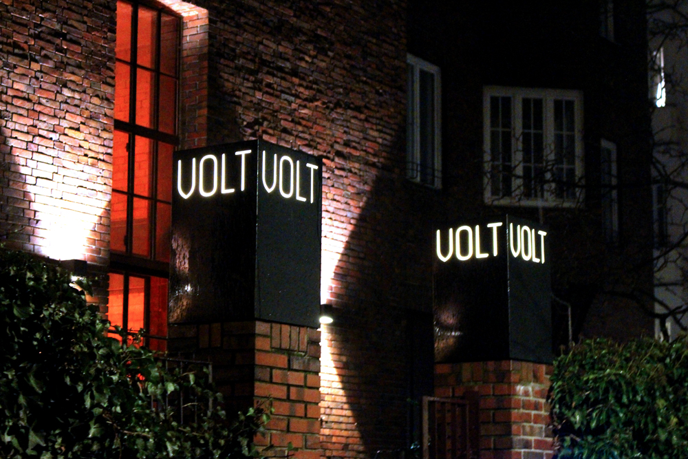 Volt Restaurant, Berlin - travel & lifestyle blog