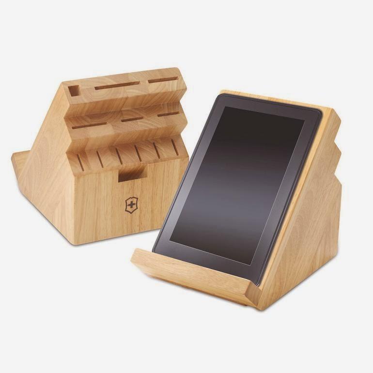 Wood Block Kitchen Table