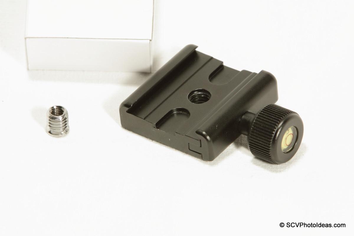 Fotopro QAL-500 w/ bushing top