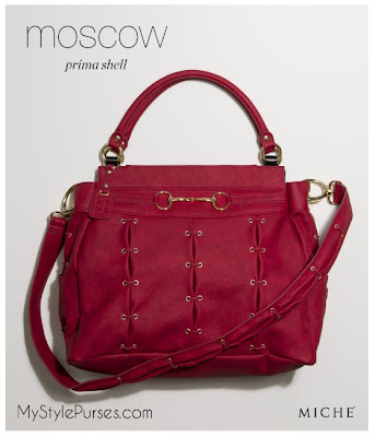 Miche Moscow Prima Luxe Shell - September 2013