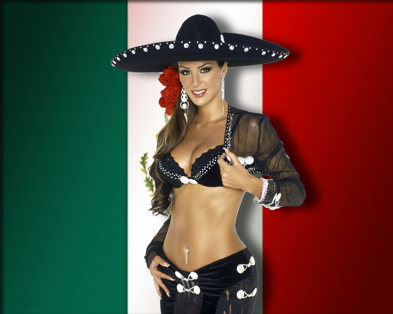 Do you love the beauty of Mexican girls?