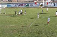 Μέγας Αλέξανδρος Καλοχωρίου-ΠΑΟΚ Κυμίνων Μαλγάρων 1-2