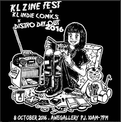 KL Zine Fest