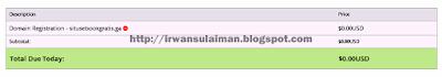 Domain Gratis TLD