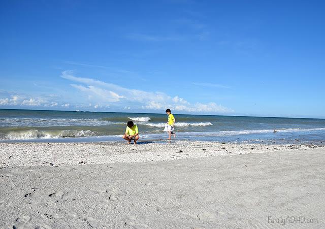 Sanibel Island Family Travel Guide Bowman's Beach