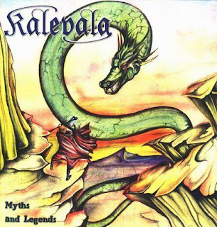 "Ο δίσκος των Kalevala ""Myths and Legends"""