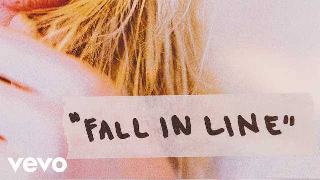 "Christina Aguilera & Demi Lovato Unveil New Single ""Fall In Line"""