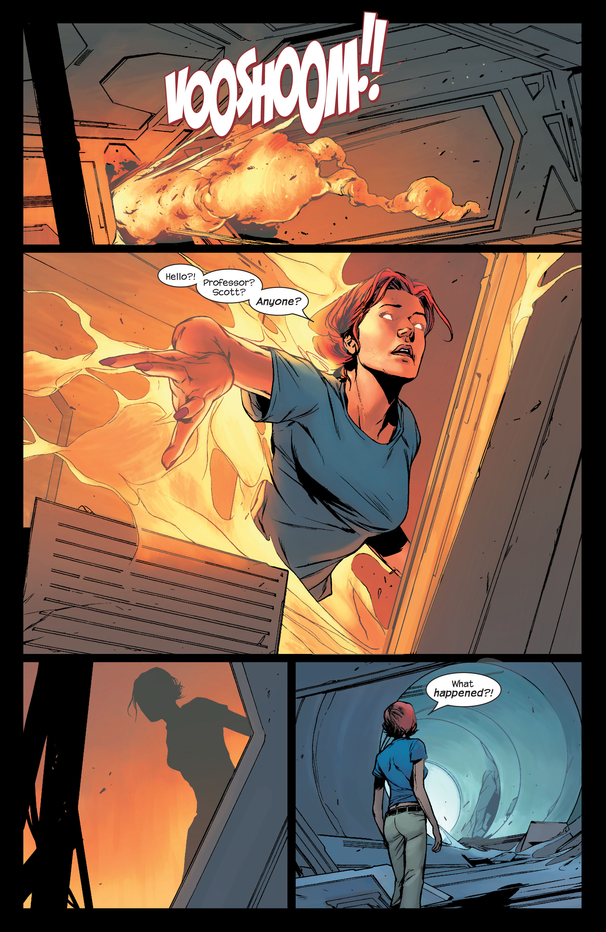 Read online Ultimate X-Men comic -  Issue #78 - 19