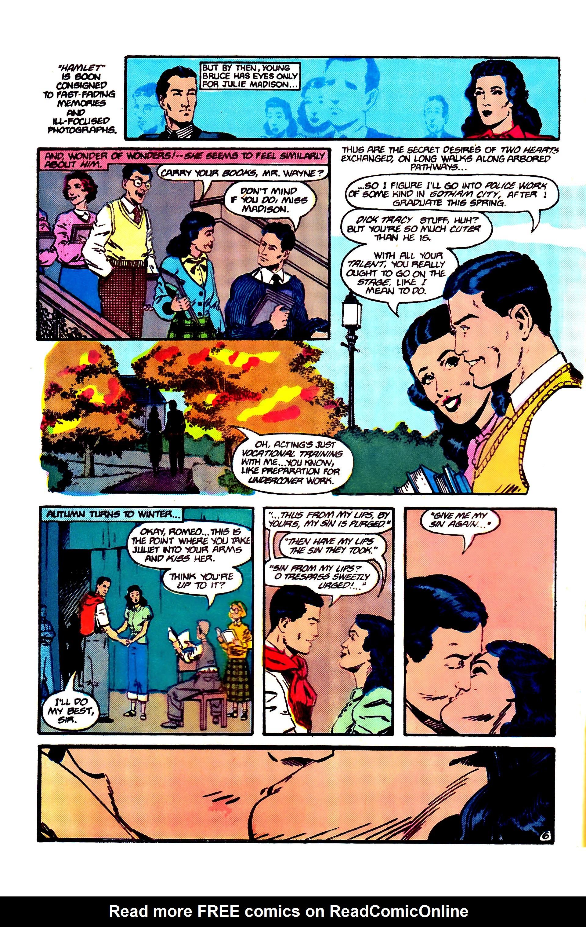 Read online Secret Origins (1986) comic -  Issue #6 - 8
