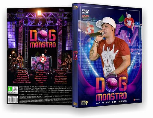 DVD-R dog monstro -OFICIAL
