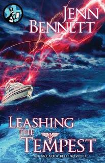 Leashing the Tempest by Jenn Bennett