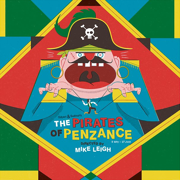 The Pirates of Penzance - English National Opera