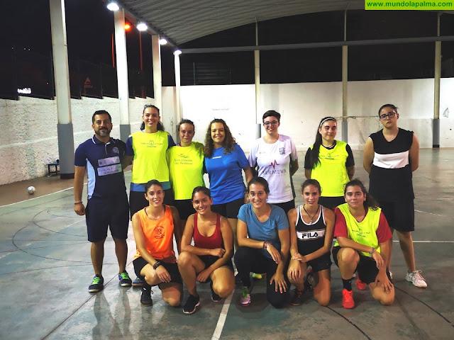 El Club Palmero La Laguna Áridane, primer equipo femenino de fútbol sala que juega una liga federada