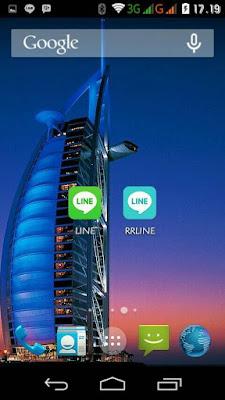 Line Clone for Android v7.10.1 Terbaru 2017 (Premium)