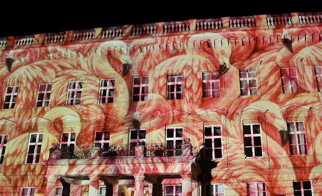 Festival of Lights Palais am Festungsgraben