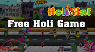 Free Holi Game Mobile Ke Liye