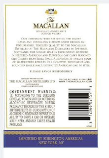Back Label