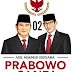 Download Gambar Prabowo Sandi Vector