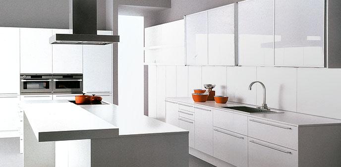 De dos ba os y cocinas for Cocinas y banos modernos