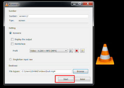 Cara Gunakan VLC Media Player Untuk Merekam Aktivitas Layar Di Komputer/Laptop