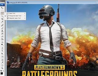 Cara Mengganti Background Foto/Gambar Dengan Photoshop CS3 Untuk Pemula