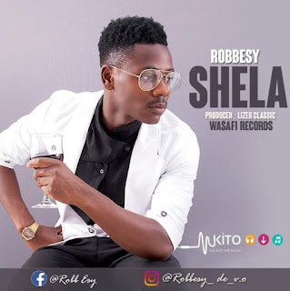 Robbesy - Shela (Ndani Ya Shela). Audio Cover