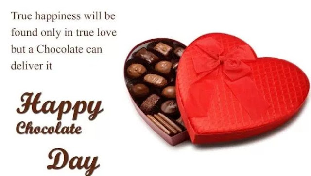 chocolate day sms for gf