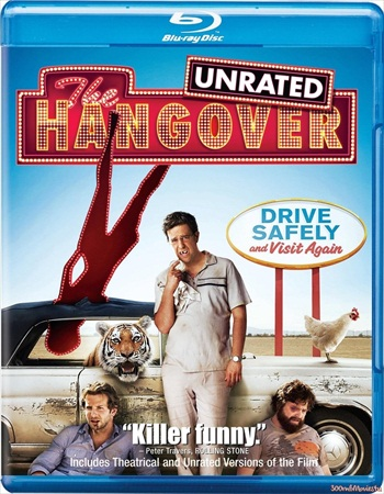 The Hangover 2009 UNRATED Dual Audio Hindi Bluray Movie Download