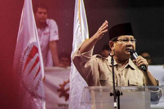 Prabowo: Indonesia Negara Punya Genderuwo