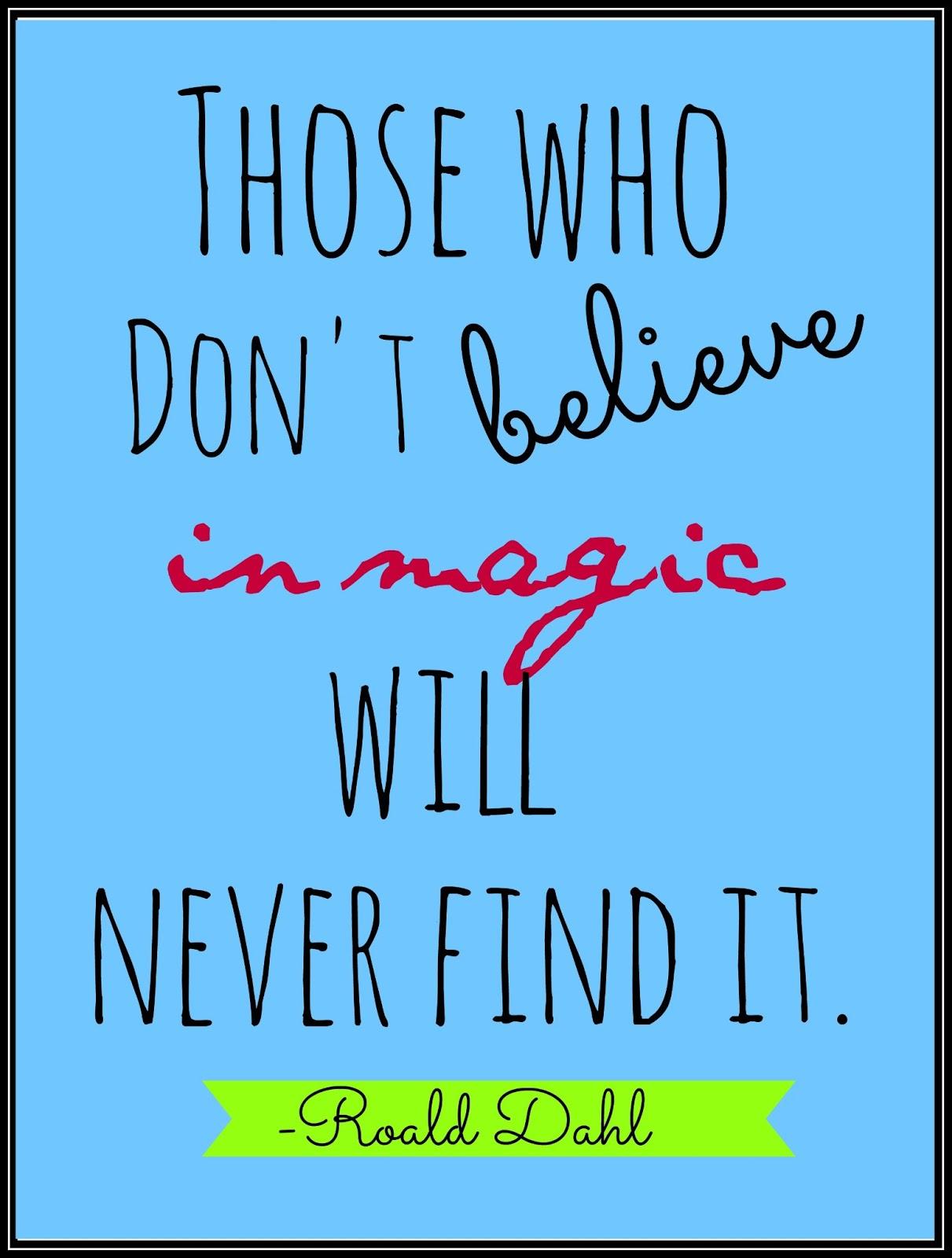 Roald Dahl Quotes Best Quotes. QuotesGram