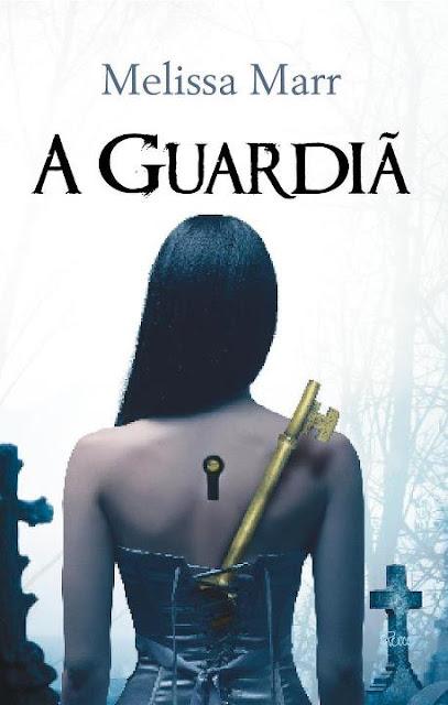 """News: Divulgada capa de """"A Guardia"""", da autora Melissa Marr. 8"""