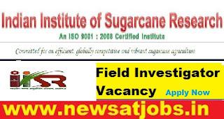 iisr-lucknow-staff-Vacancies-2017
