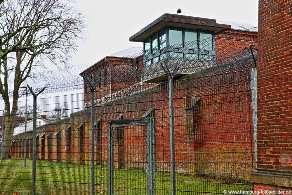 Gefängnis Fuhlsbüttel Hamburg