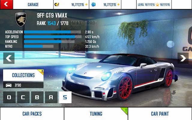 Download Asphalt 8: Airborne Mod Apk - Game đua xe, game android mod hay