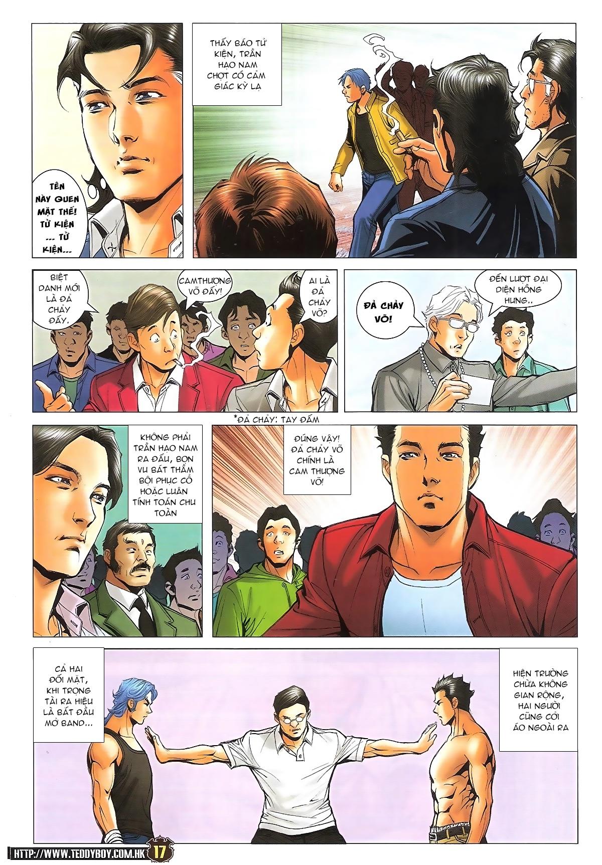 Người Trong Giang Hồ - Ngũ Hổ qui thiên - Chapter 1716: Đàm phán siêu cấp 2 - Pic 15
