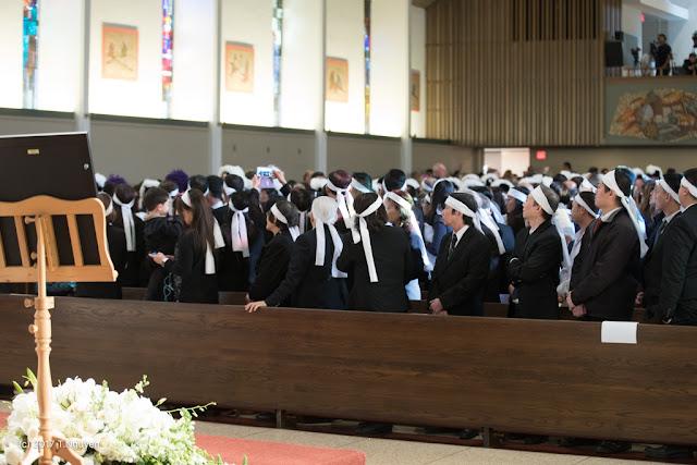 Hình ảnh thánh lễ an táng Đức Cha Dominicô Mai Thanh Lương - Ảnh minh hoạ 5