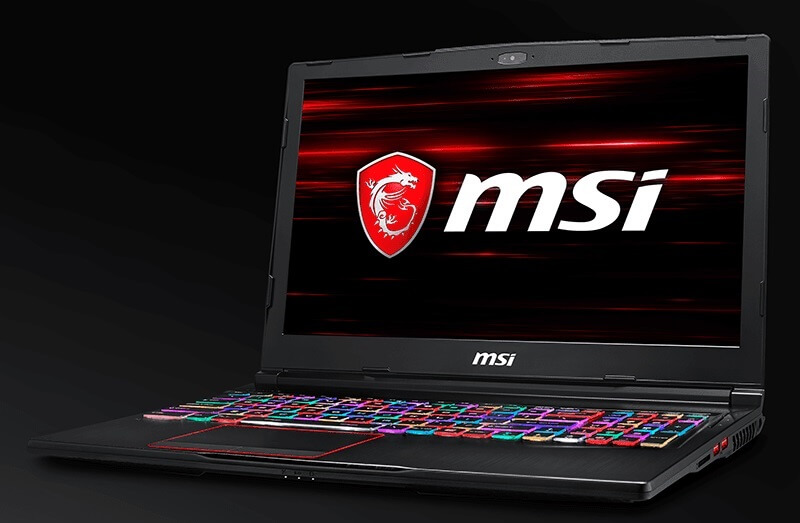 MSI Unveils New Line of Gaming Laptops