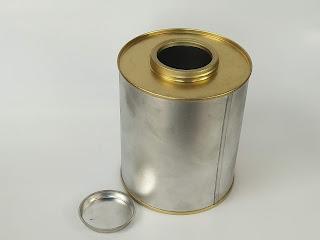 Sản xuất thiếc tráng đựng sơn nước, lon đựng háo chất mạnh, lon đựng sơn dầu 3