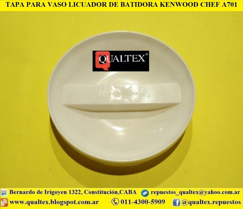Qualtex arg repuestos para electrodom sticos accesorios for Accesorios para chef