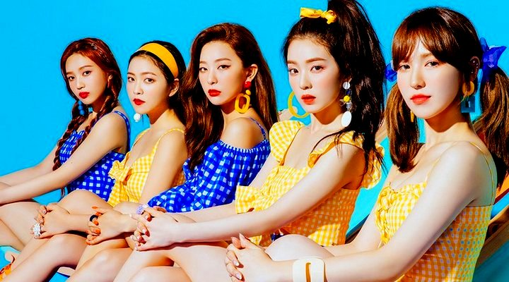LDN Noise Complete the Production Process for Red Velvet's New Song